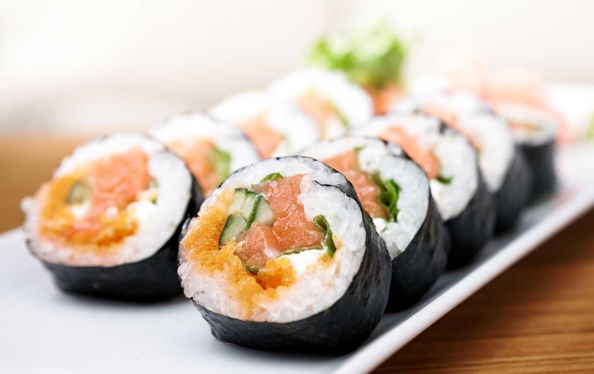 Sandwich Sushi Alpukat, Bekal Sekolah Si Kecil yang Penuh Nutrisi