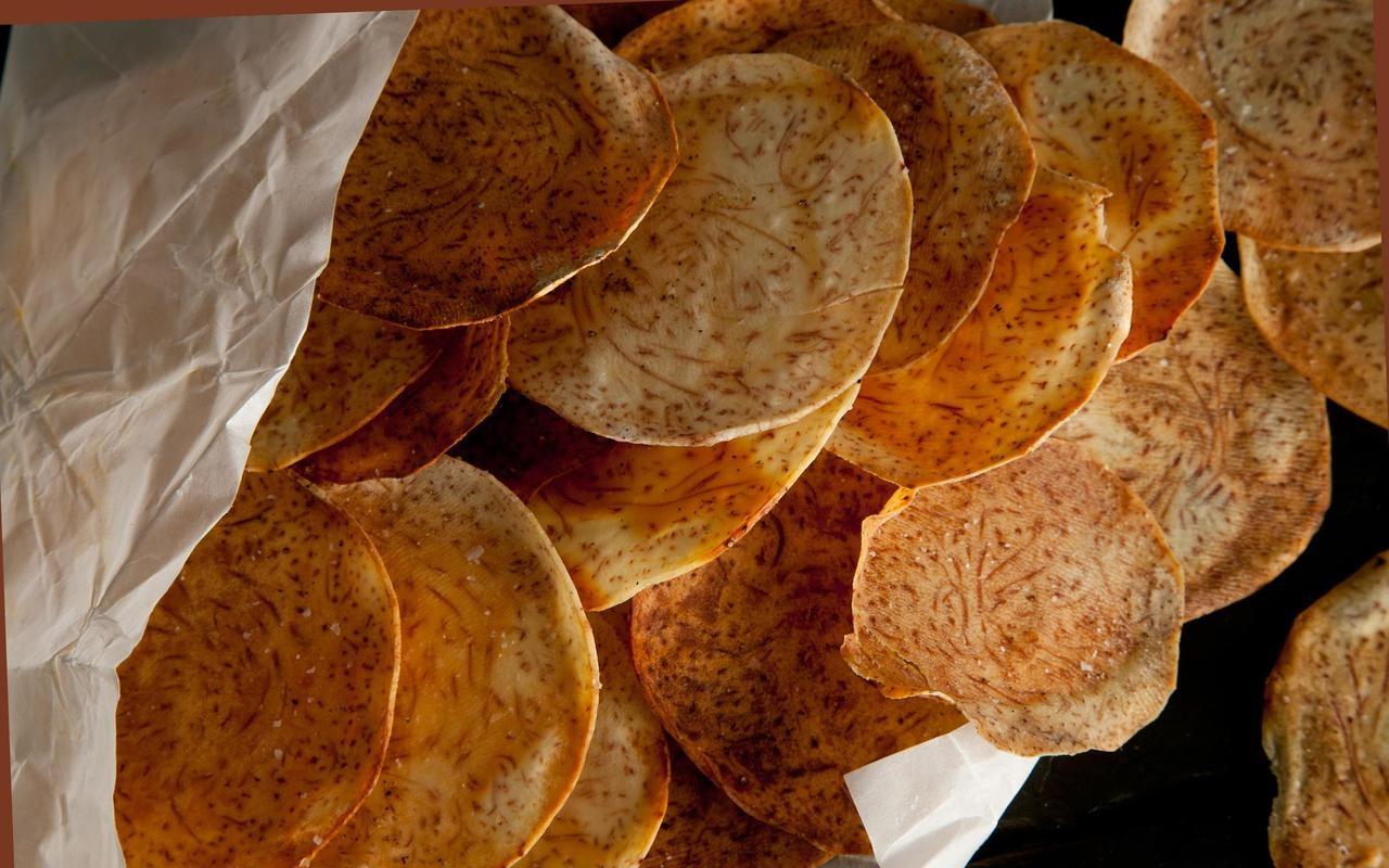 Taro Chips & Fish, Menu Resto Favorit Si Kecil Ini Bisa Dibuat di Rumah