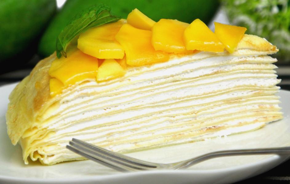 Tips Sukses Membuat Cake Mille Crepes ala Perancis