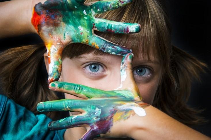 Yuk Mulai Mengasah Kreativitas Si Kecil Moms!