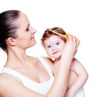 Rambut Si Kecil yang Masih Bayi Rontok? Mungkin Ini Penyebabya