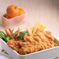 Si Kecil Pasti Suka Hidangan Ayam Lapis Udang Ini Moms