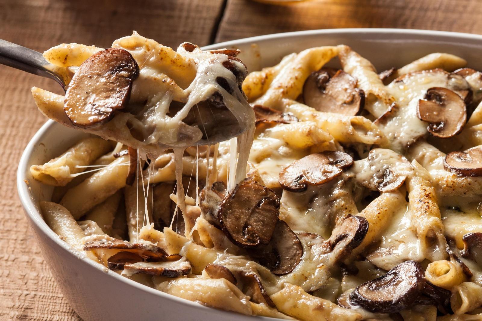 Sausage and Mushroom Penne, Bisa Dibuat Sendiri di Rumah Lho Moms