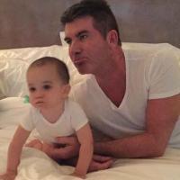 Begini Sisi Lain Simon Cowell Ketika Bersama Anaknya