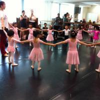 Manfaat Les Balet untuk Si Kecil