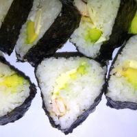 Sandwich Sushi Alpukat, Bekal Bergizi untuk Si Kecil