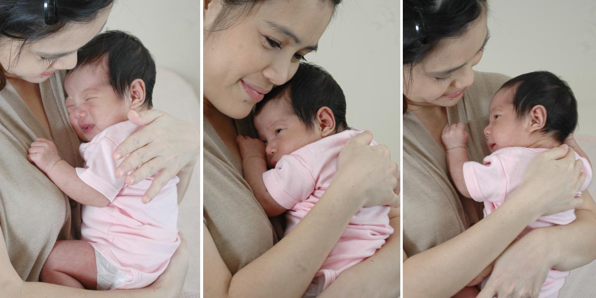 Ikuti Cara Tepat Menggendong Bayi Sesuai Usianya Ini Ya Moms!