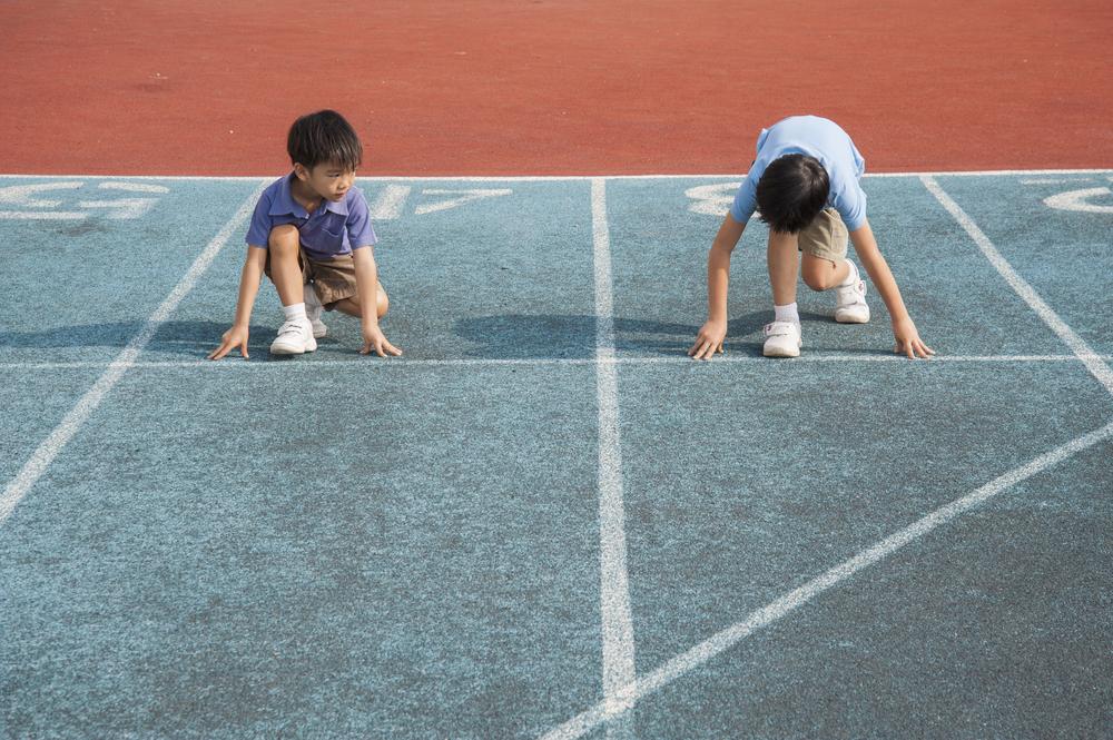 Apa Manfaat Si Kecil Berkompetisi?