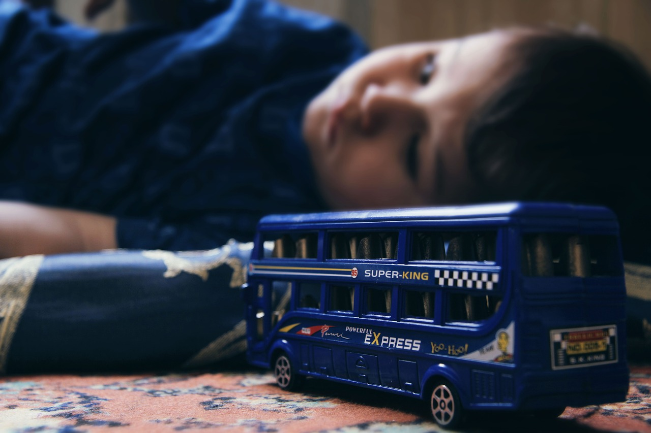 Tanda-Tanda Si Kecil Memiliki Gangguan Kecemasan