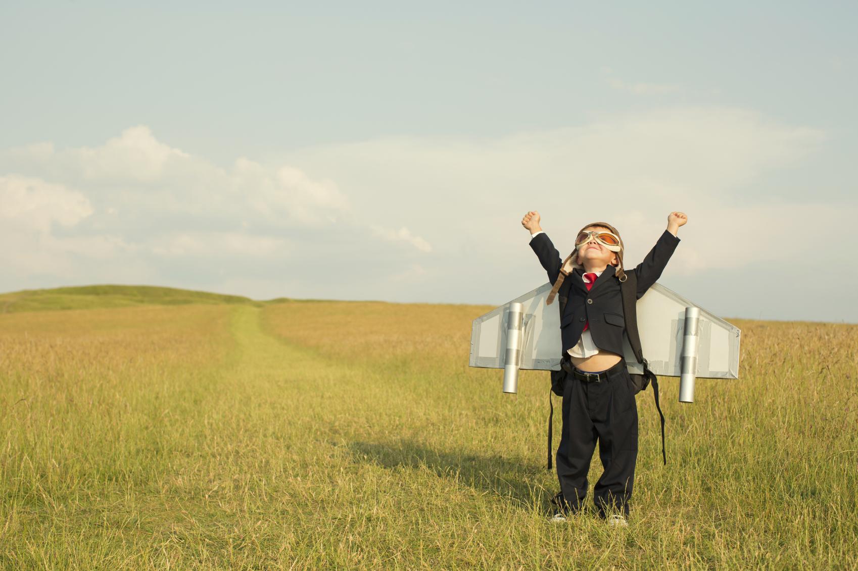 Dads, Ini Cara Tumbuhkan Sifat Optimis Pada Si Kecil