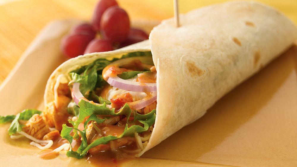 Chicken Wrap, Bekal Sekolah yang Mudah Dibuat dan Lezat untuk Si Kecil
