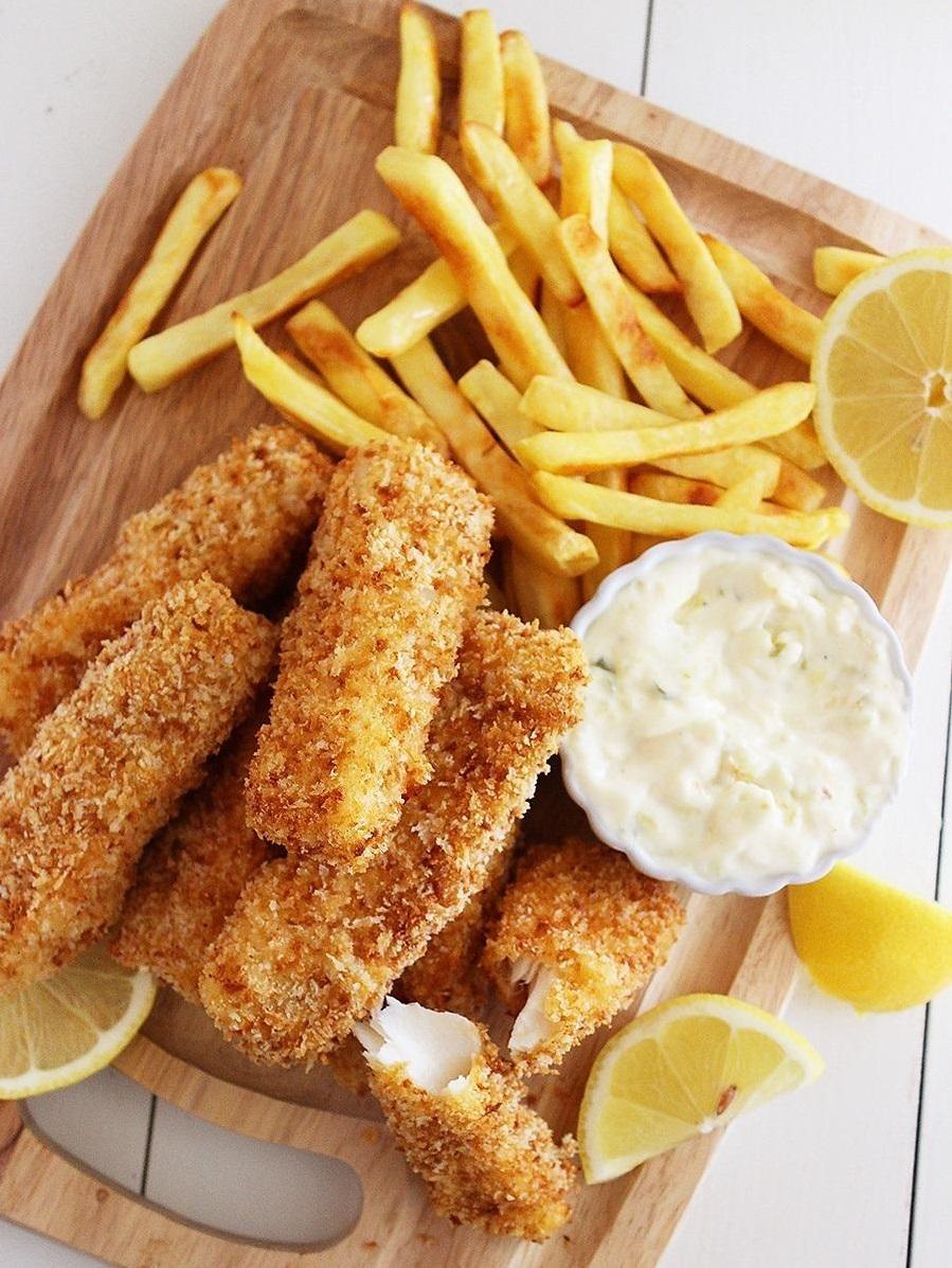 Fish Finggers, Cemilan Lezat Sekaligus Kaya Manfaat Daging Ikan