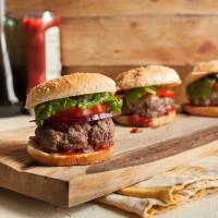 Burger Sliders, Burger Rumahan Cita Rasa Restoran