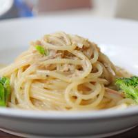Spaghetti Al Tonno Ini Akan Cukupi Kebutuhan Karbohidrat dan Serat Si Kecil
