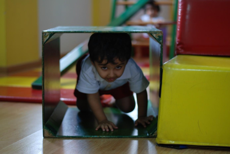 Aktivitas Fisik yang Cocok untuk Si Kecil yang Berusia 1-3 Tahun