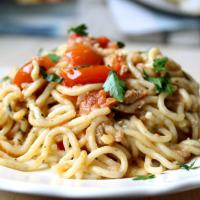 Bikin Spaghetti Al Tonno Sendiri Di Rumah Yuk Moms!