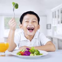 Maksimalkan Kecerdasan Si Kecil Lewat Makanan Kaya Tirosin