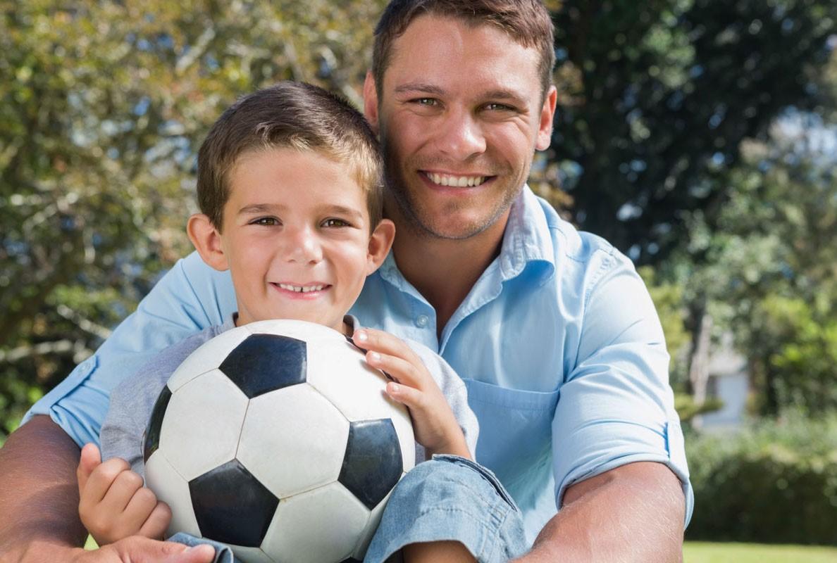 4 Poin yang Harus Dimiliki Seorang Ayah dalam Mengasuh Anak