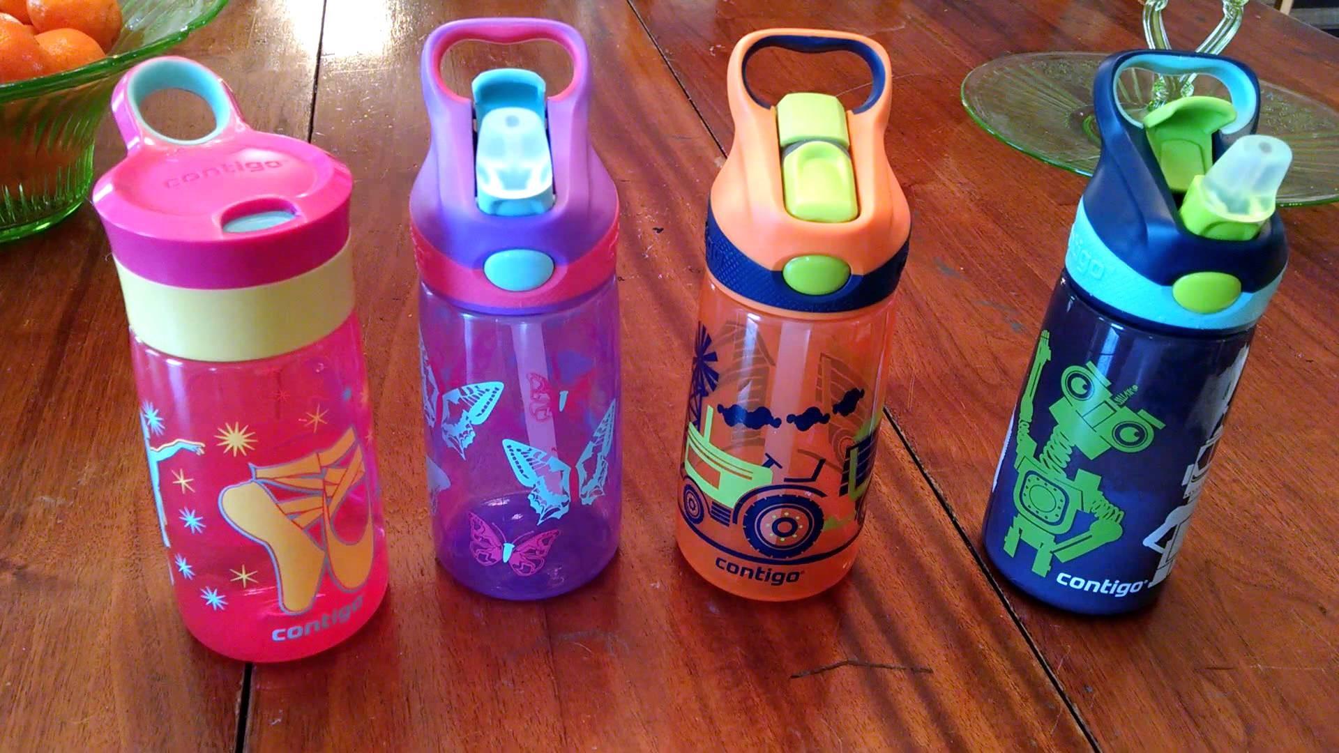 Waspada Kandungan Kuman di Botol Minum Anak ya Ibu!