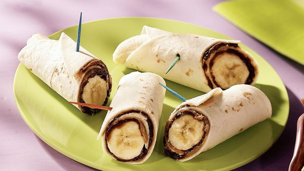 Anak Pasti Suka Resep Banana Roll Yogurt Ini