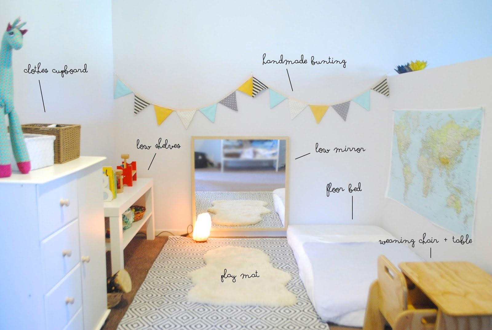 Moms, Ini Dia Cara Menyiapkan Rumah Bayi Baru Lahir Yang Montessori!