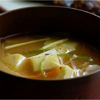 Musim Hujan? Bikin Sup Bihun Miso yang Hangat Yuk, Moms!