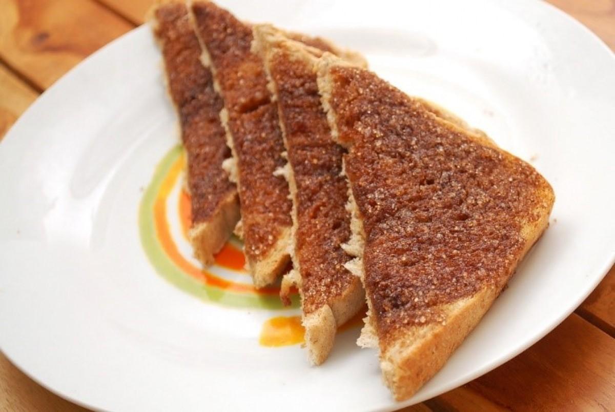 Resep Sarapan Praktis dan Sehat: Cinnamon Toast
