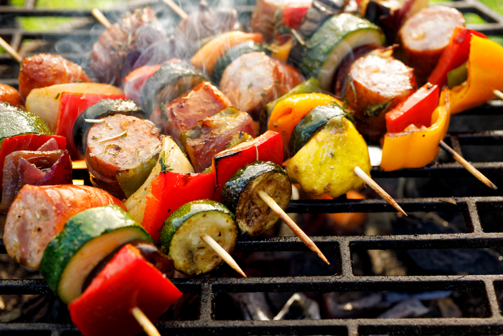 Sate Sayuran, Sajian Lezat Buat Si Kecil Yang Tidak Suka Sayuran!