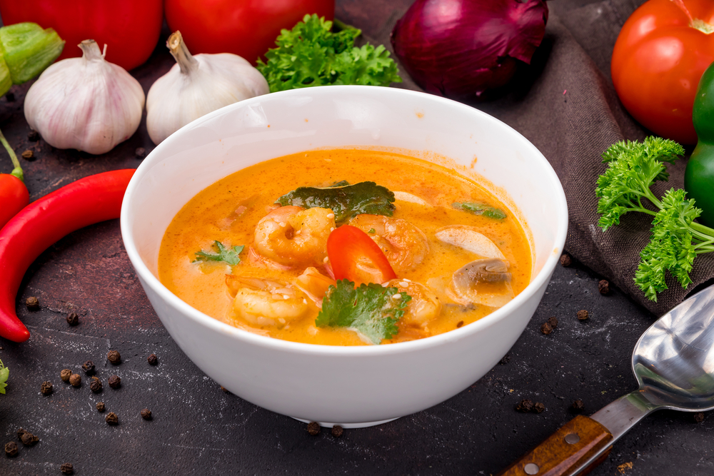 Resep Sup Marinara Kuah Asam Yang Menyegarkan