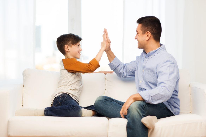 Dads, Perhatikan Ini Agar Reward Chart Efektif bagi Si Kecil
