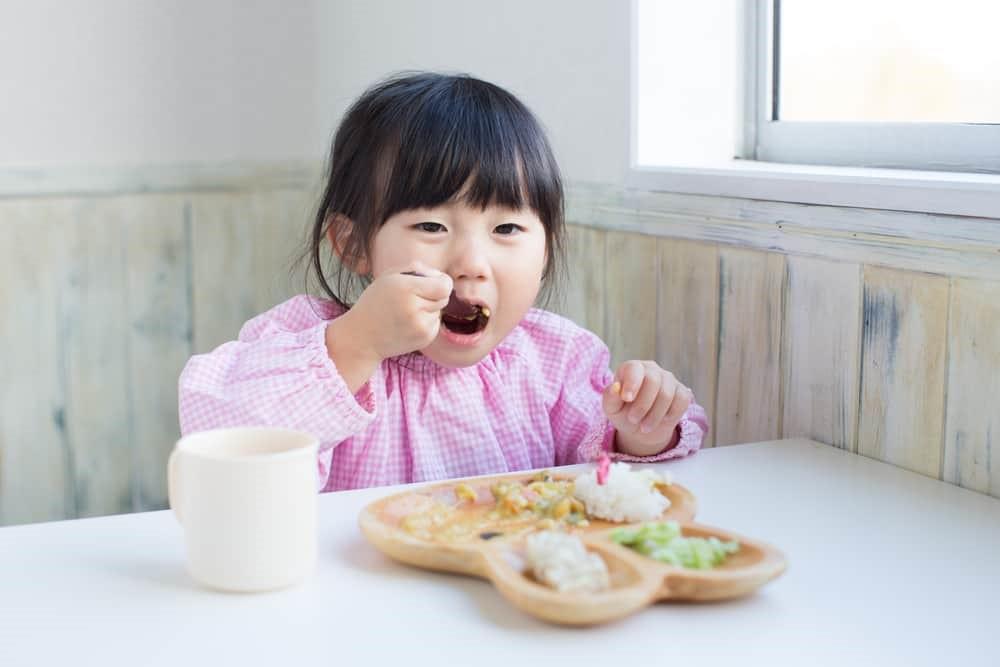 Penyebab Si Kecil Kehilangan Nafsu Makan