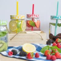 Bolehkah Si Kecil Minum Infused Water?