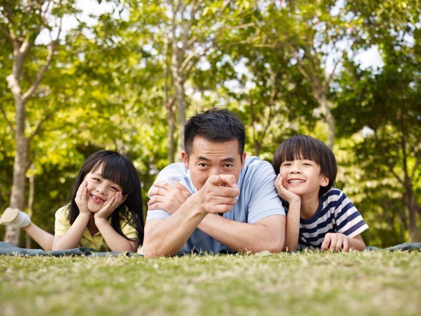 Whole Brain Parenting untuk Dads