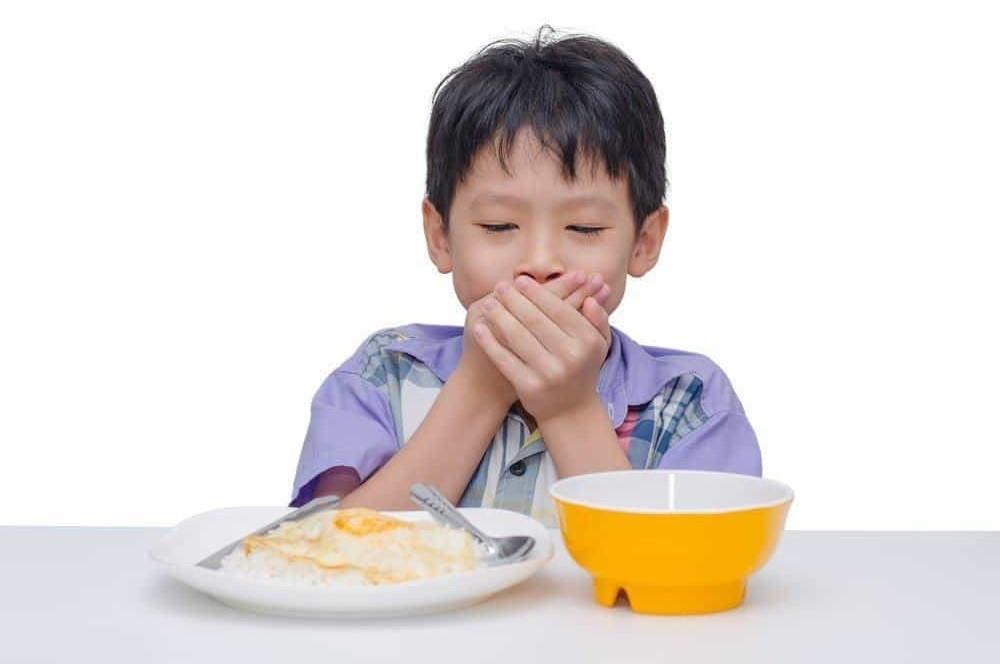 Si Kecil Susah Makan? Mungkin Masalah Ini Penyebabnya!