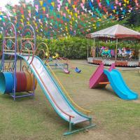 Alasan Ilmiah Pergi ke Taman Bermain Pengaruhi Kecerdasan Si Kecil