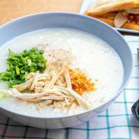 Bubur Ayam Hainan, Sajian Spesial Pagi Hari