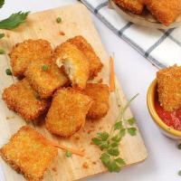Homemade Nugget Ayam Wortel, Nugget Sehat dan Lezat!