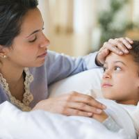 Si Kecil Sering Terkena Flu? Mungkin Daya Tahan Tubuhnya Lemah