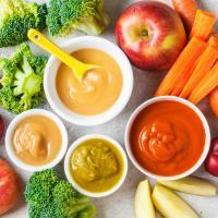 5 Menu MPASI 8 Bulan dan Jadwal Makannya